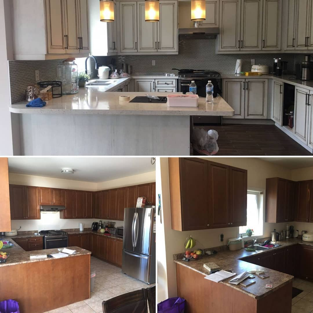 Fabulous Kitchen Cabinets Painting Bright Coating Solutions Home Interior And Landscaping Ologienasavecom